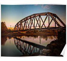 The Bridge... Poster