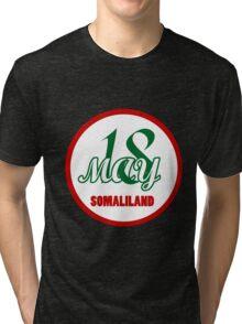 18 MAY Tri-blend T-Shirt