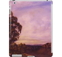 THE BLUE MOUNTAINS iPad Case/Skin