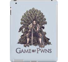 Game of Pwns iPad Case/Skin
