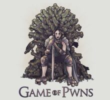 Game of Pwns by Dani Kaulakis