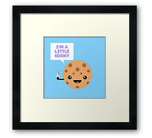 The Kooky Cookie Framed Print