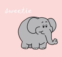 sweetie elephant by Faith Miriam