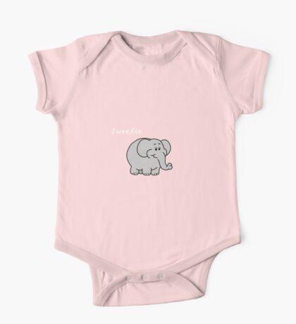 sweetie elephant Kids Clothes