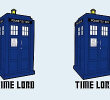Time Lord, Dr. Who, BBC, Tenth Doctor, Geek, TV Show, Weeping Angels by NerdGirlTees