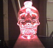 Crystal Skull by HKBlack
