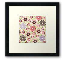 Beautiflu flowers Framed Print