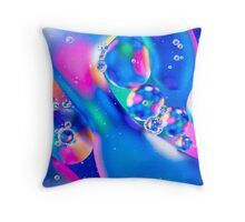 Oil & Water 5 Throw Pillow