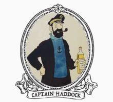Captain Haddock Kids Tee