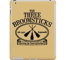 The Three Broomsticks, Harry Potter, ButterBeer iPad Case/Skin