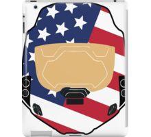 Spartan USA iPad Case/Skin