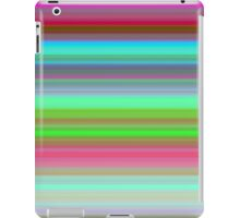 Colourful Stripes iPad Case/Skin