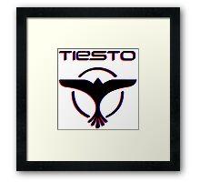 Tiesto - Logo 3D Framed Print