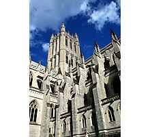 National Cathedral, Washington, DC #1 Photographic Print