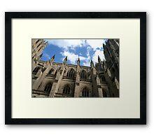 National Cathedral, Washington, DC #2 Framed Print