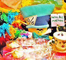 A Mad Tea Party II by DavidJP