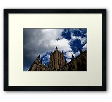 National Cathedral, Washington, DC #4 Framed Print