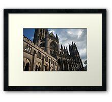 National Cathedral, Washington, DC #8 Framed Print