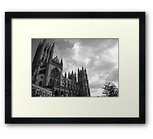 National Cathedral, Washington, DC #9 Framed Print