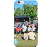 Tentertainment music festival, Kent iPhone Case/Skin