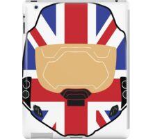 Spartan UK iPad Case/Skin
