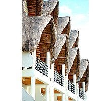 Java Hotel facade Photographic Print