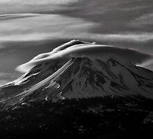 Mt.Shasta Ca. by pdsfotoart