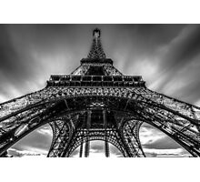 Eiffel Tower 9 Photographic Print