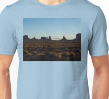 Morning Light at Monument Valley Unisex T-Shirt