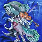 Fiddle Fish by Ellen Marcus