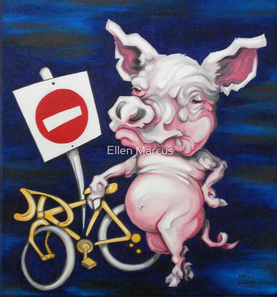 Road Hog by Ellen Marcus