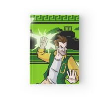 Lightning Rod Cover Art Hardcover Journal