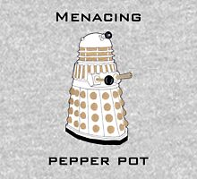 Menacing Pepper Pot. Unisex T-Shirt