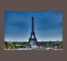 Eiffel Tower 6 One Piece - Short Sleeve