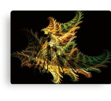 Fermion Canvas Print