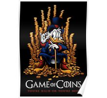 Game of Coins Poster