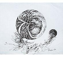 Celestial Birth Photographic Print