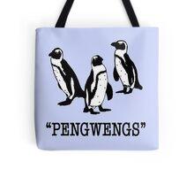 """Pengwengs"" Tote Bag"