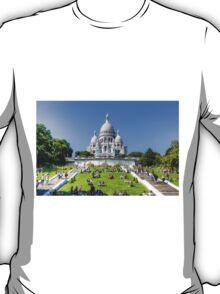 Sacre Coeur, Paris 3 T-Shirt