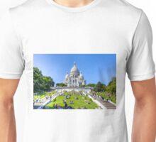 Sacre Coeur, Paris 3 Unisex T-Shirt