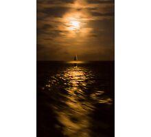 I'll Sail Away Photographic Print