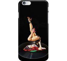Rockabilly Goddess II iPhone Case/Skin