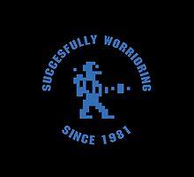 Worrior by Skroll