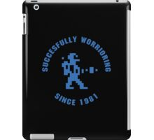 Worrior iPad Case/Skin