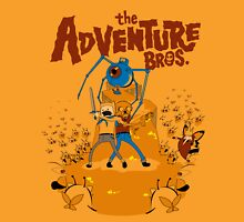 Adventure Bros. Womens Fitted T-Shirt