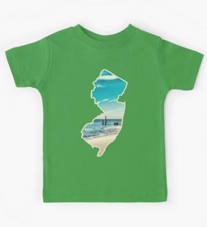 New Jersey Love Kids Tee