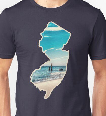 New Jersey Love Unisex T-Shirt