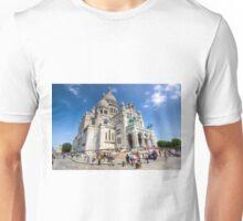 Sacre Coeur, Paris Unisex T-Shirt