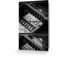 Urban Decay - Pyrmont Sydney Greeting Card