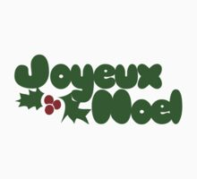 Joyeux Noel One Piece - Short Sleeve
